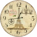HORLOGE MURALE PARIS 58CM