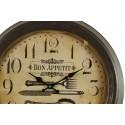 Horloge Ancienne Murale Bon Appétit 47cm