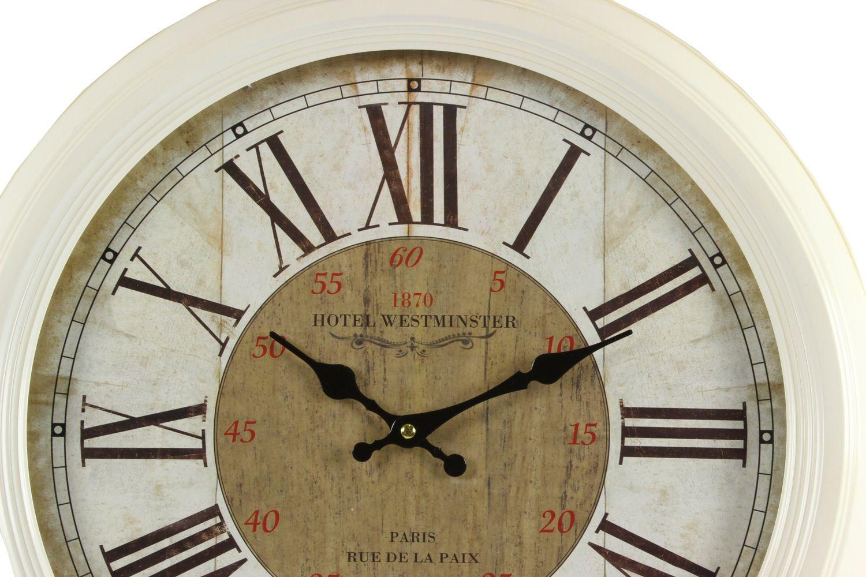 horloge ancienne murale hotel westminster 47cm. Black Bedroom Furniture Sets. Home Design Ideas