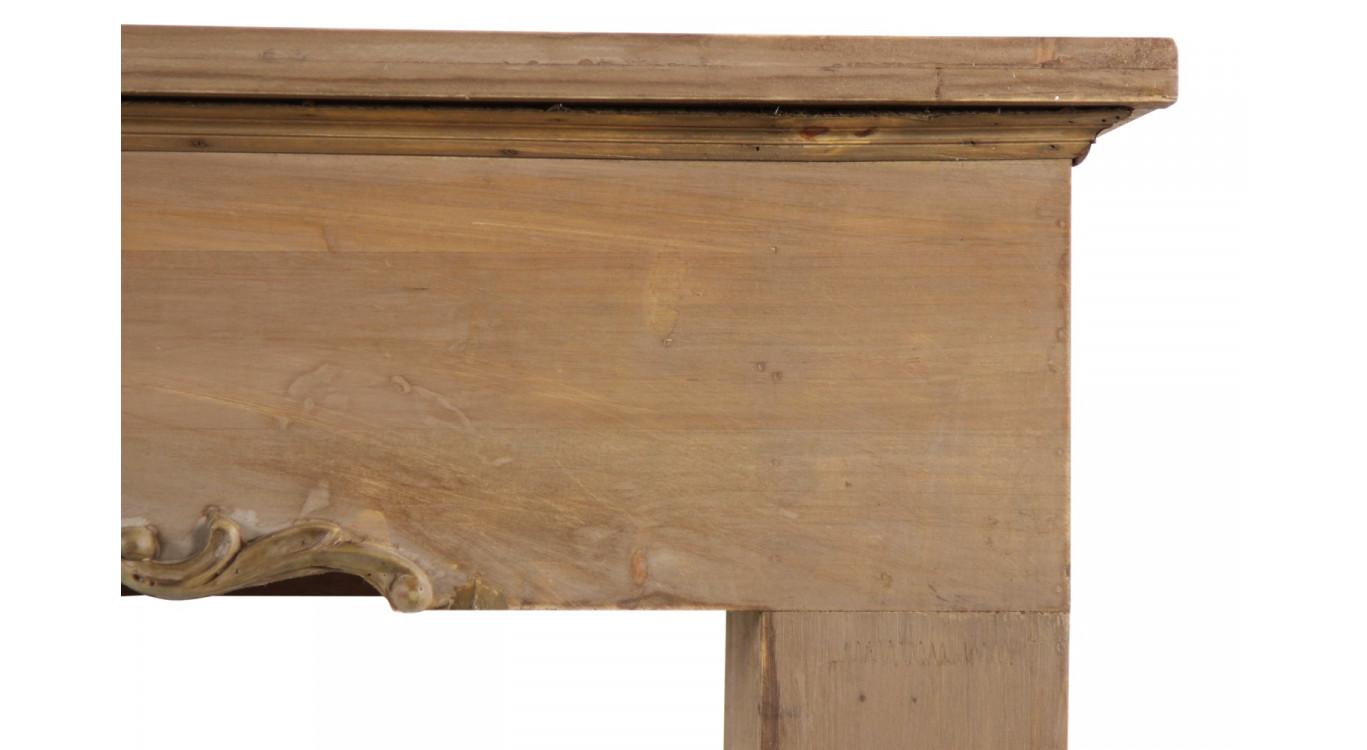 Encadrement Manteau Cheminée 114x20x102.5cm