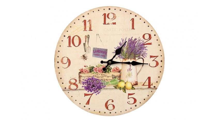 Horloge Ancienne 34cm