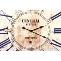Horloge Ancienne Murale 58cm