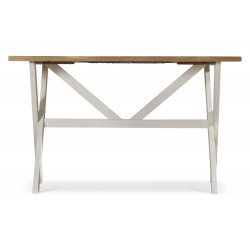 Table Haute Bois Blanc 160x105x88.5cm
