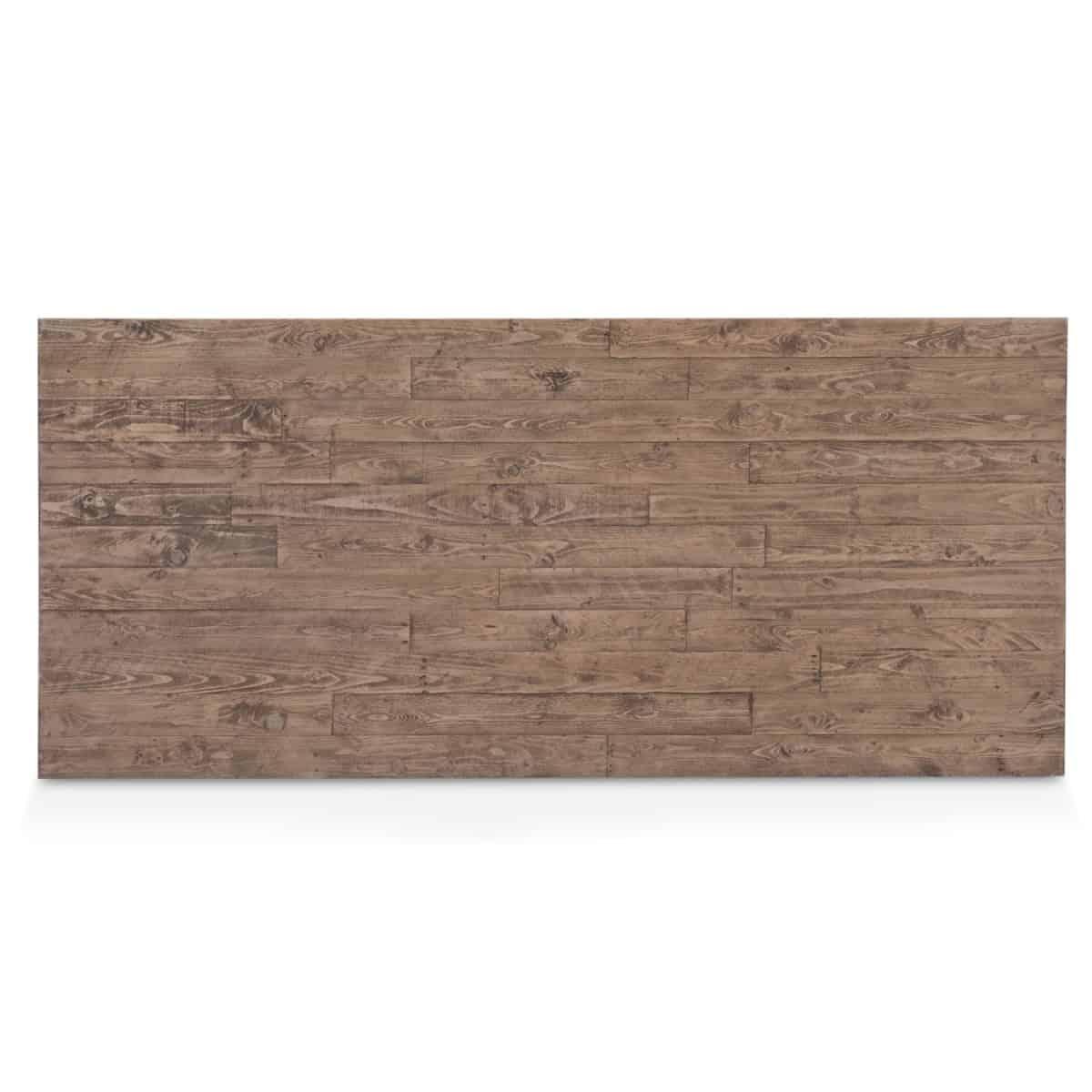 Table à manger Bois Métal Marron 180x90x76cm