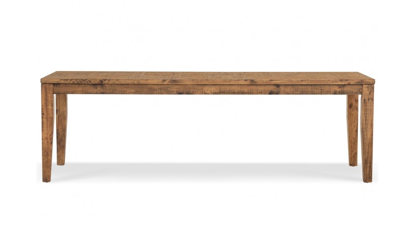 Table à manger Bois Marron 250x90x78.5cm