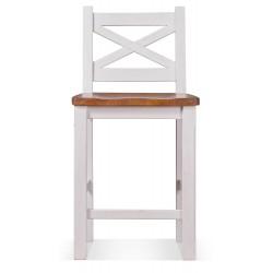 Chaise haute Bois Blanc...