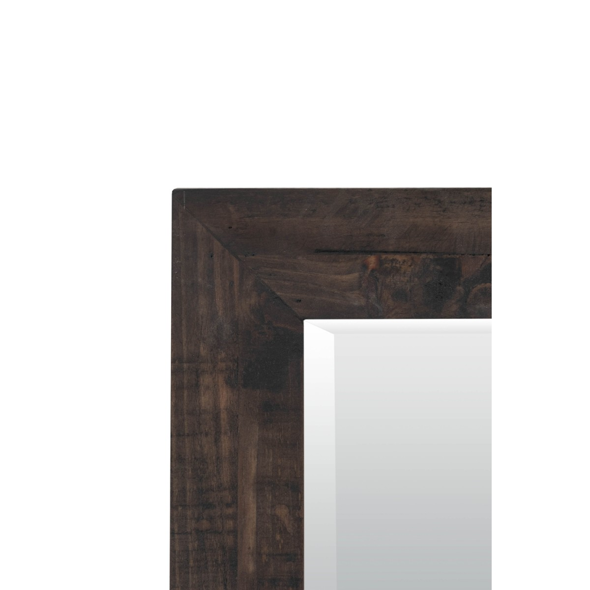 Miroir Bois Marron 95xx105cm