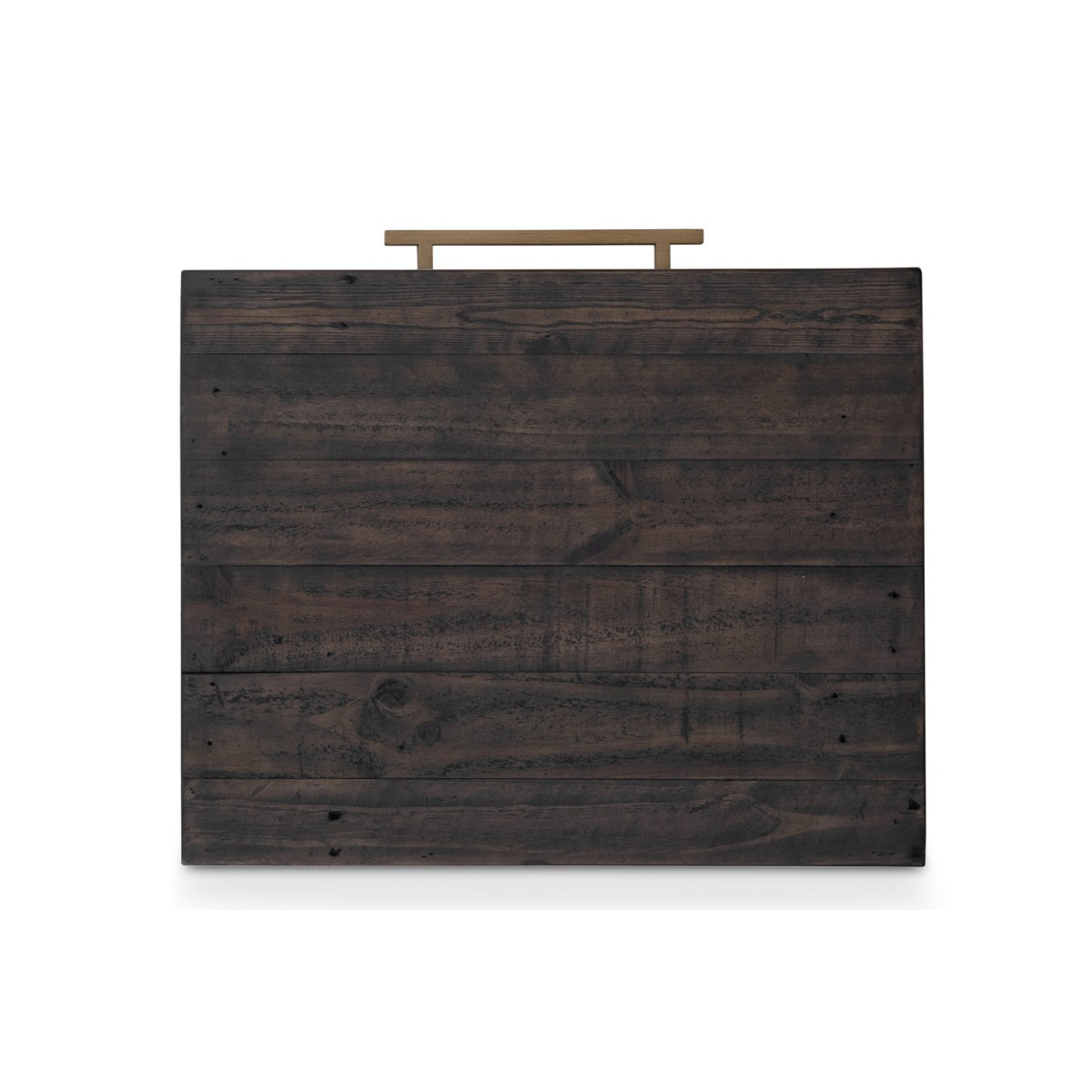 Table de chevet 1 Tiroir Bois Marron 55x45x65cm