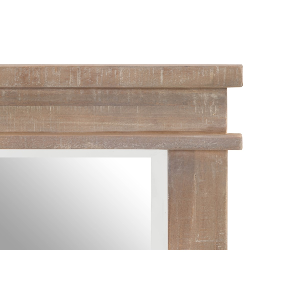 Miroir Bois Marron 100xx80cm