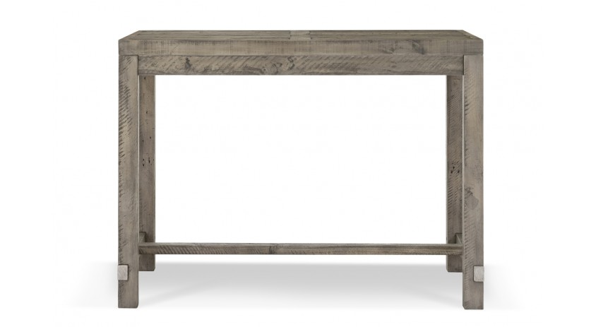 Table Haute Bois 140x85x106cm