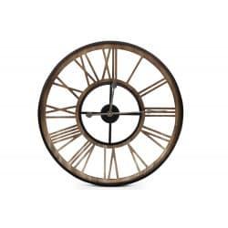 Grande Horloge Ancienne Fer...