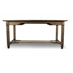 TABLE BOIS 180x90.5x81.5cm