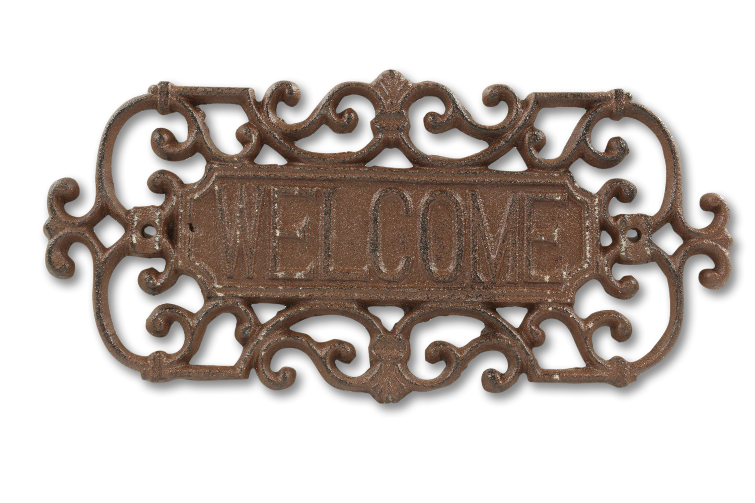 Plaque Welcome Fonte