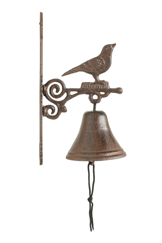 Cloche Oiseau Fonte