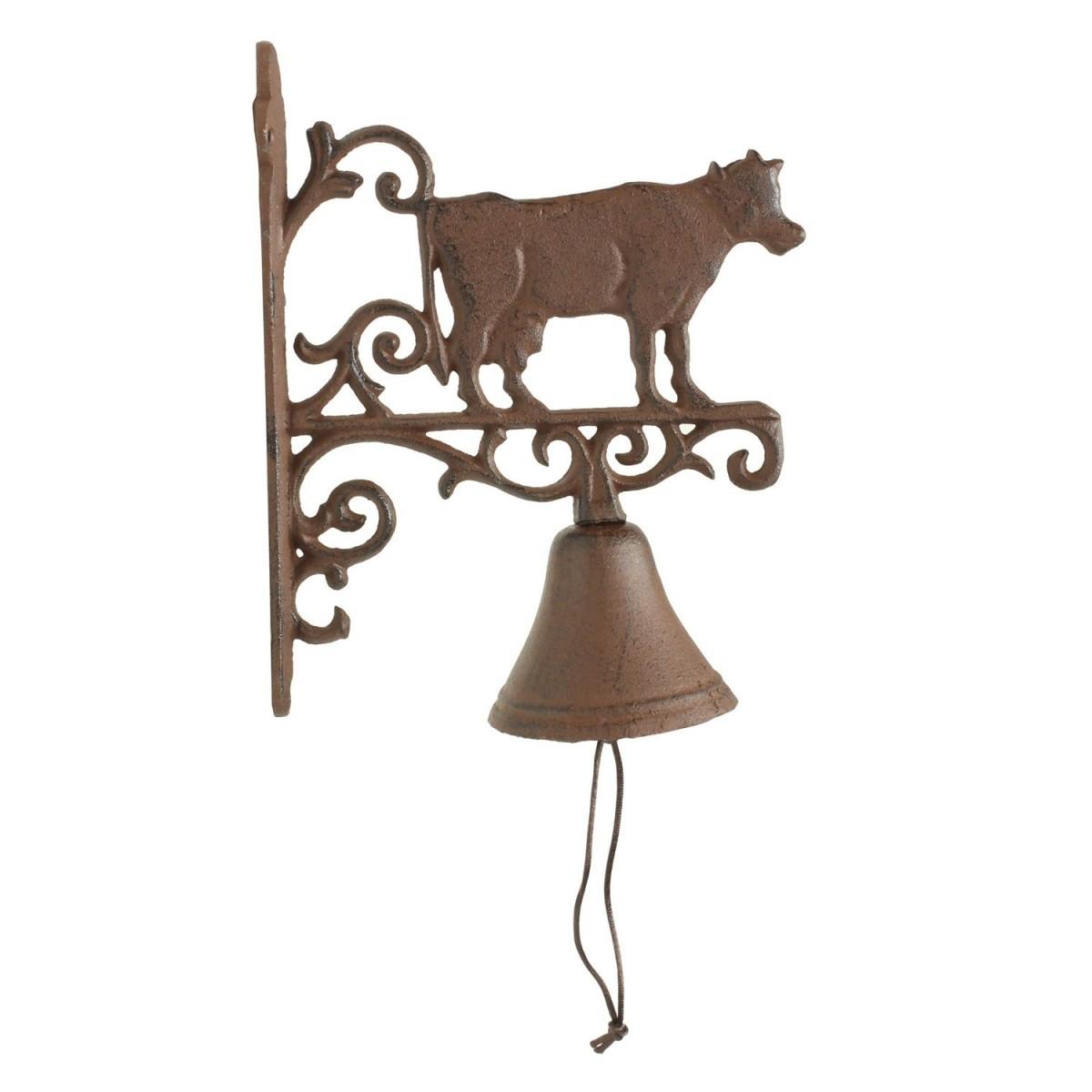 Cloche Vache Fonte
